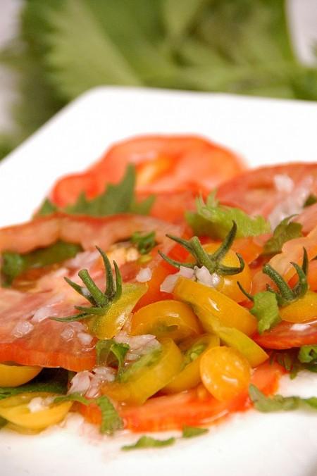 tomato-salad-recipe-with-shiso