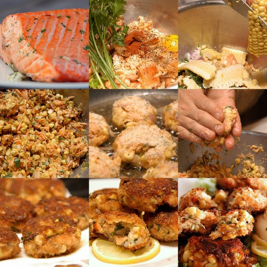 salmon-and-corn-cakes-recipes