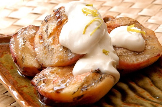 grilled-white-peach-recipes