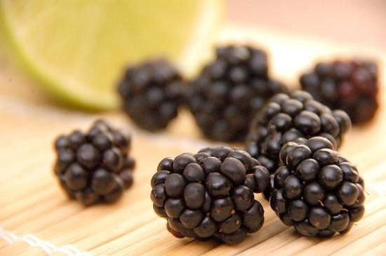 blackberry drink