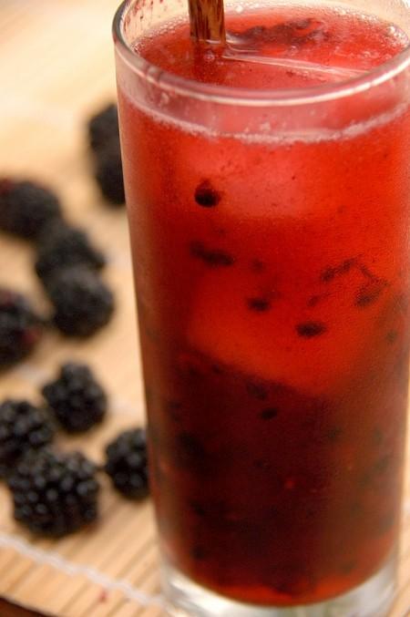 Tom Collins Blackberry Cocktail Recipes