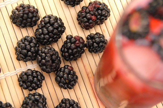 Tom Collins Blackberry Cocktail Recipes