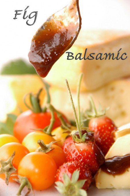 Fig Balsamic Recipe | White On Rice Couple dot com