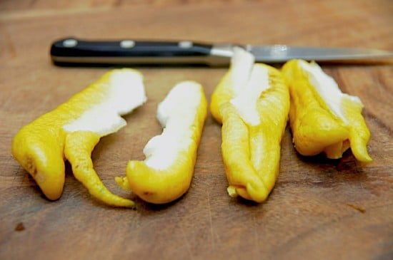 Buddhas Hand Citron for Vodka Cocktail Recipes, Dressings, Marinades and more Buddhas Hand Recipes | @whiteonrice
