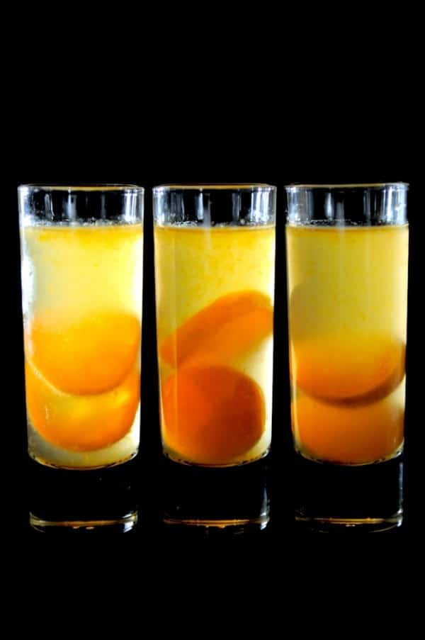 Refreshing Kalamansi Lime Cocktail Recipe or Calamondin Oranges that's fruity made with Gin or Vodka   @whiteonrice