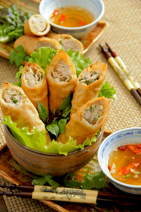 turkey eggrolls recipes