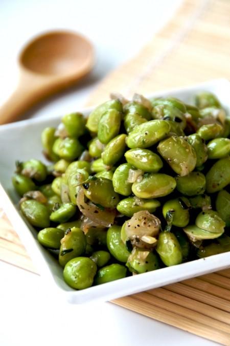 soybeans-edamame