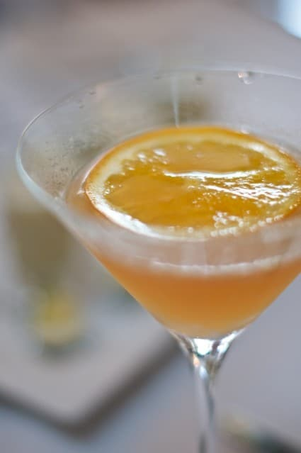 Classic French 75 Recipe from Chef Quinn Hatfield | @whiteonrice
