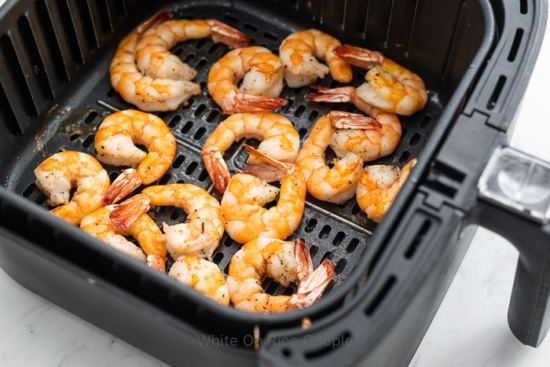 Air Fried Shrimp Cocktail Recipe | WhiteOnRiceCouple.com