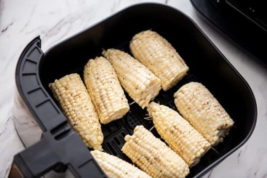 Air Fry Corn