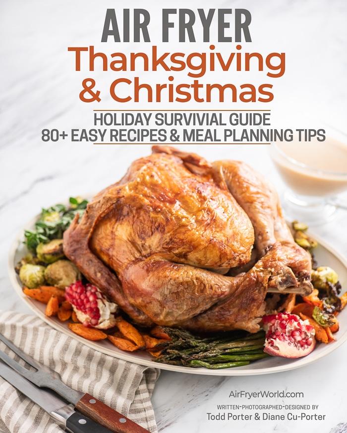 Air Fryer Thanksgiving Cookbook | Air Fryer World