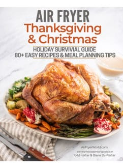 Air Fryer Holiday ebook