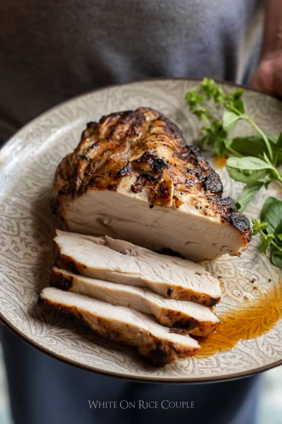 Low carb turkey recipe | @WhiteOnRice