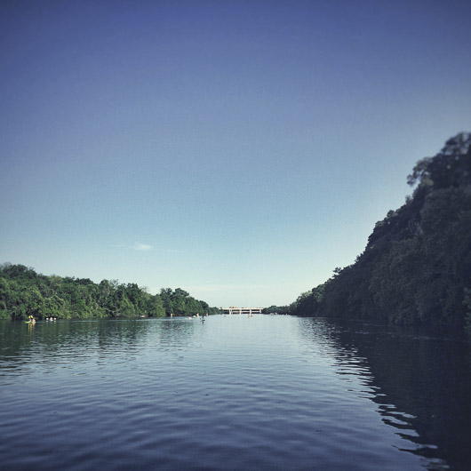 Austin Texas Kayak and Paddle Board on the River