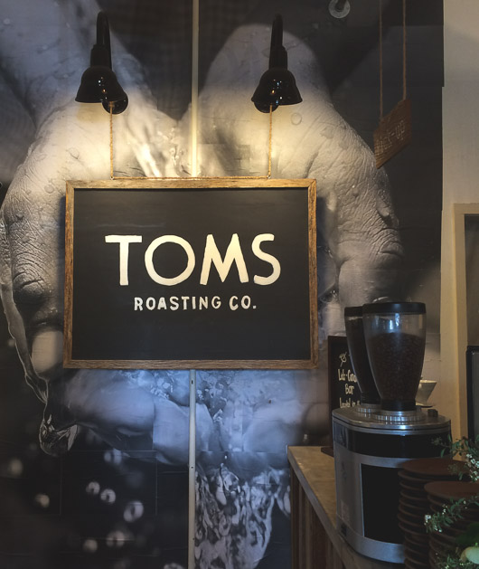 Austin Texas Toms Roasting Company Coffee