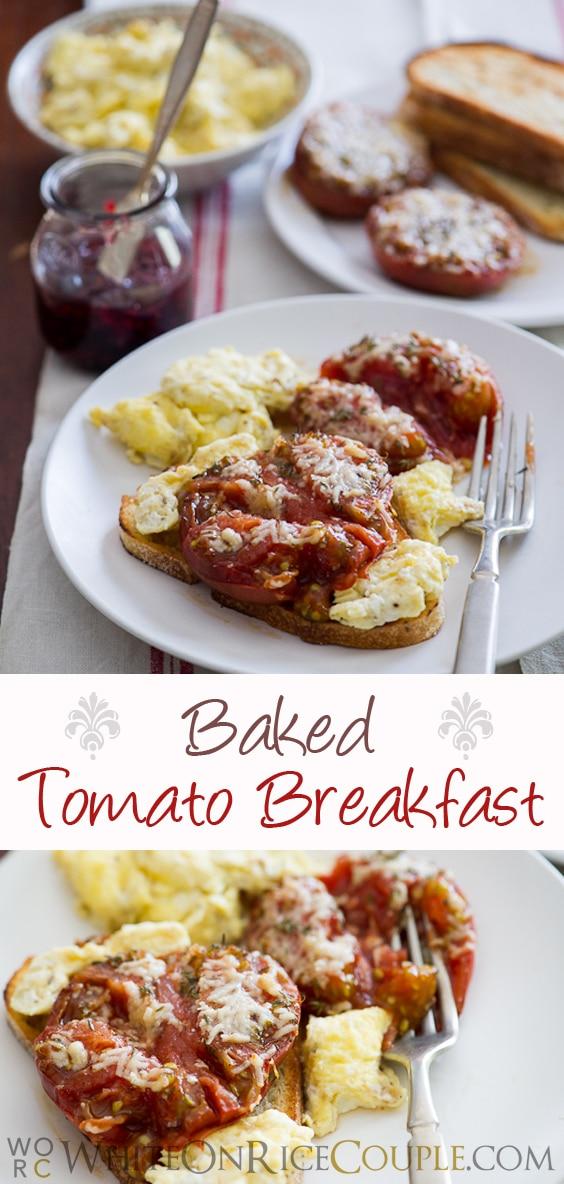 baked tomato recipes