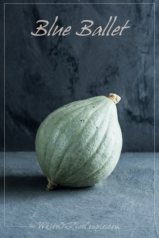 Winter Squash Varieties and Pumpkin Guide by Todd and Diane | @whiteonrice