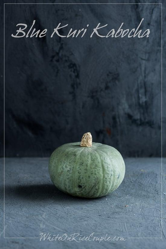 Blue Kuri Kabocha Squash: Winter Squash and Pumpkin Guide from Todd & Diane