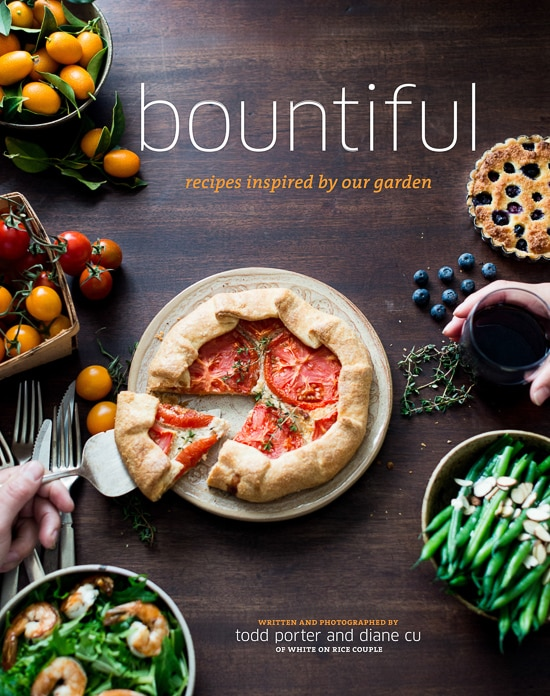 Bountiful Cookbook by Diane Cu Porter and Todd Porter