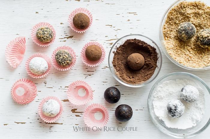 Christmas food gift dessert recipe @whiteonrice