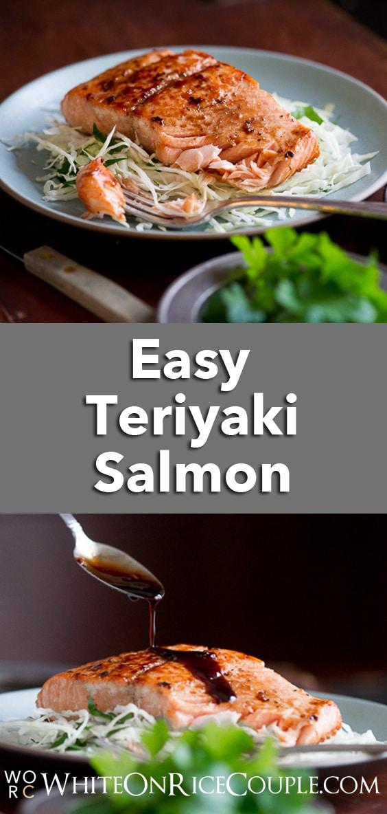 Asian glazed salmon recipe @whiteonrice