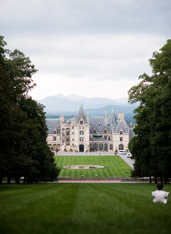 Biltmore Estate in Asheville from @whiteonrice