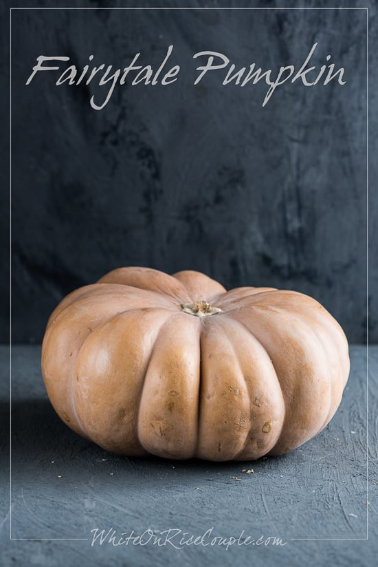 Winter Squash and Pumpkin Guide | Fairy Tale Pumpkin Squash @whiteonrice