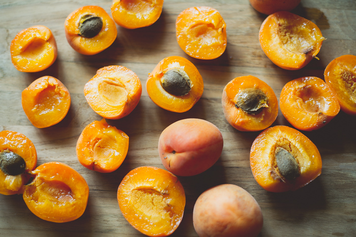 Fresh Apricot Recipe from WhiteOnRiceCouple.com