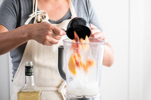 Blend Peaches