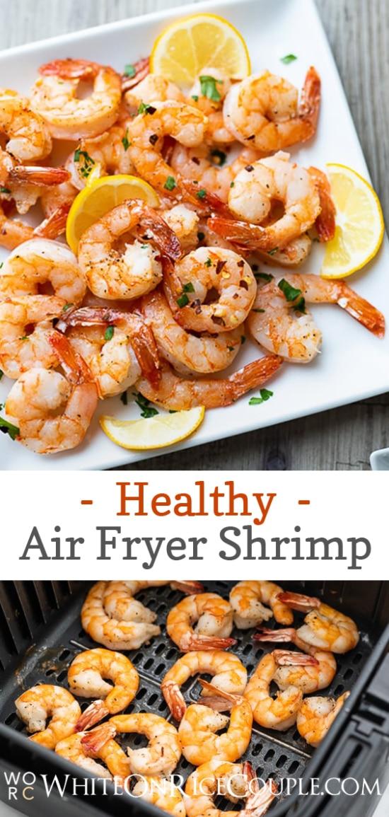 Healthy Keto Shrimp Recipe | WhiteOnRiceCouple.com