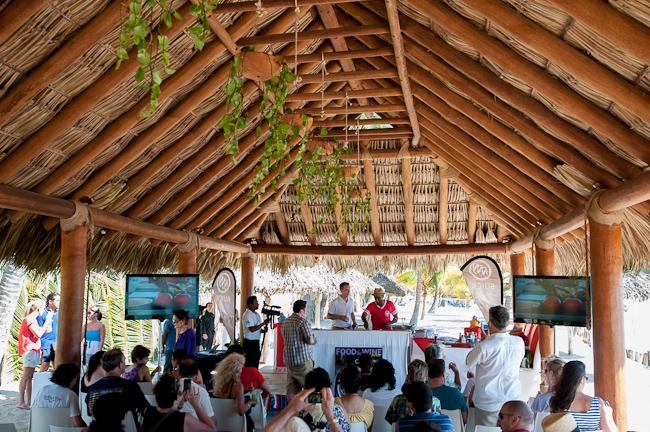ixtapa food and wine festival demo