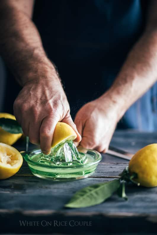 Meyer Lemon Pie Recipe is Favorite Lemon Pie Ever   @whiteonrice