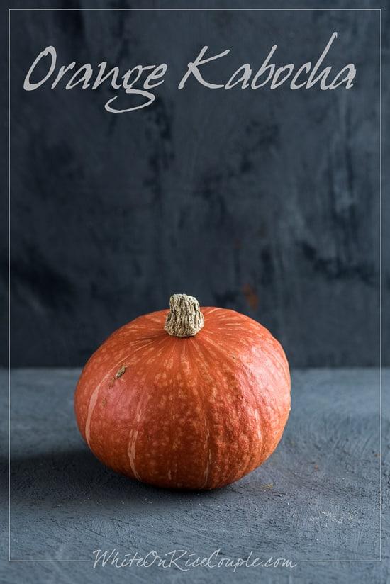 Orange Kabocha Squash: Winter Squash and Pumpkin Guide from Todd & Diane