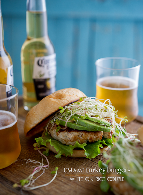 Best Turkey Burger Recipe or Turkey Hamburger Recipe @whiteonrice