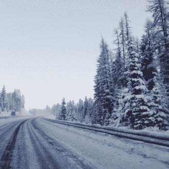 Cold Winter in Eastern Oregon from @whiteonrice