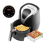 Secura Air Fryer 3.4 qt