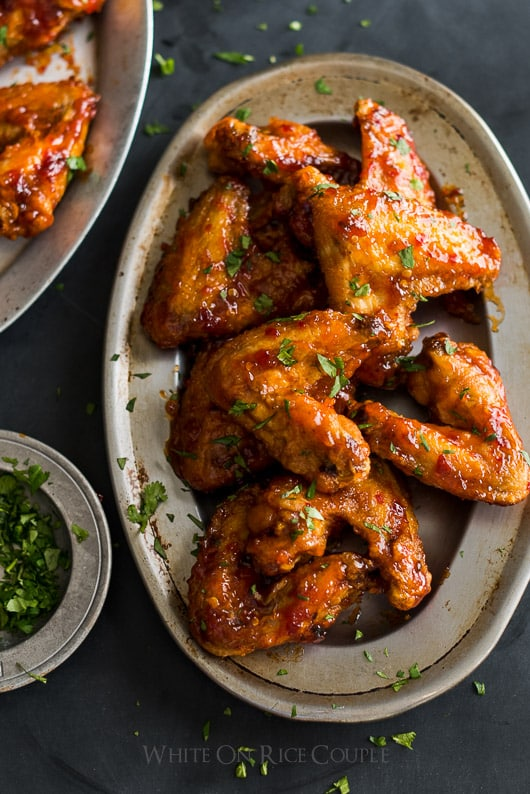 Asian chicken wings recipe with fish sauce chicken wings for Asian fish sauce