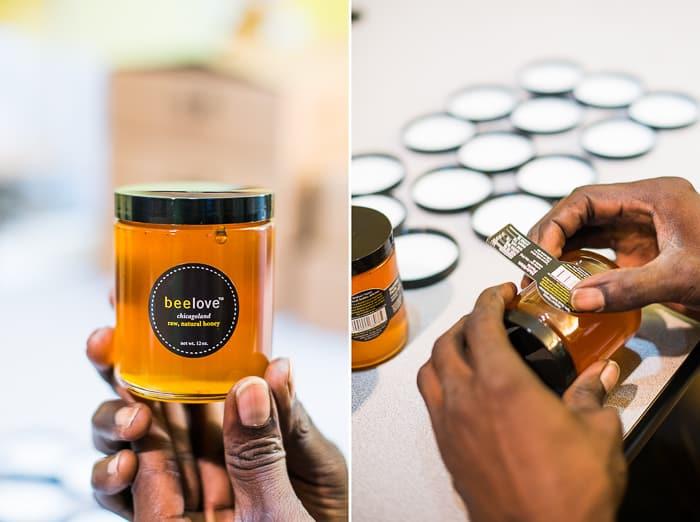 Sweet Beginnings Honey Apiary in Chicago   @whiteonrice