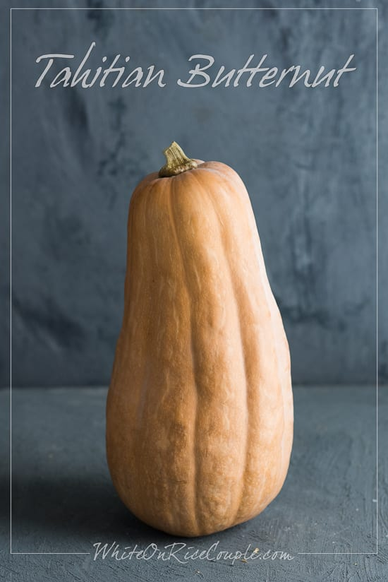 Hard Winter Squash and Pumpkin Guide: Butternut Squash | @whiteonrice