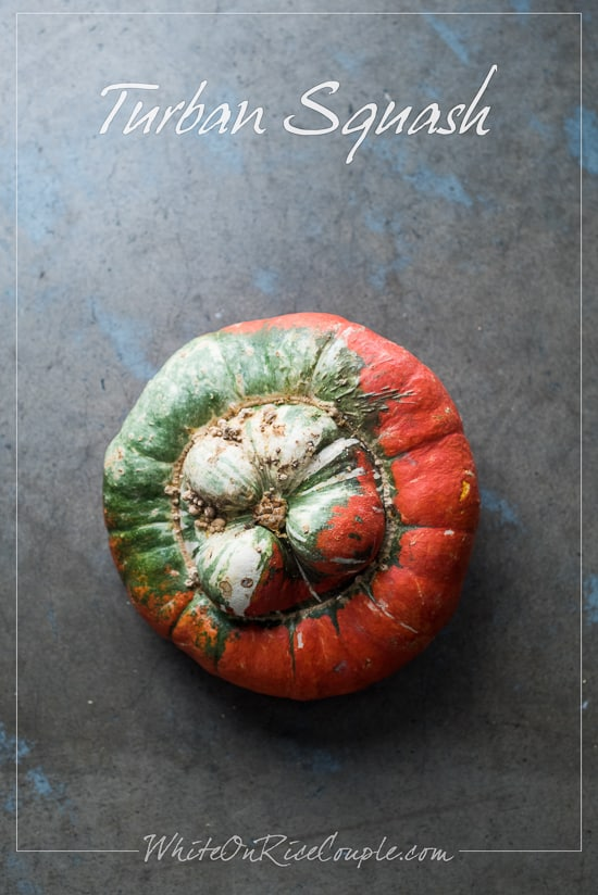 Turban Squash Winter Squash Varieties and Pumpkin Guide by Todd and Diane