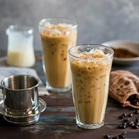 Vietnamese Iced Coffee Recipe or Iced Vietnamese Ice Coffee