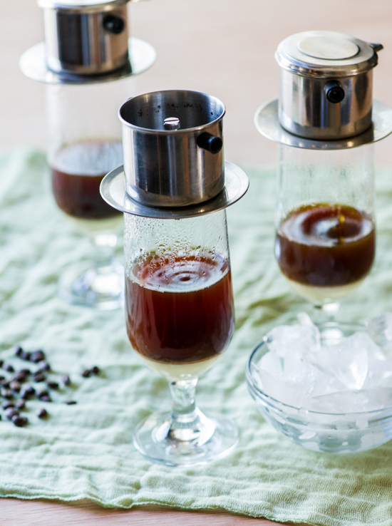 Vietnamese Iced Coffee Recipe from White On Rice Couple