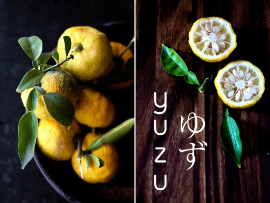 Yuzu Japanese Lemon