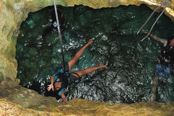Zipling and Snorkeling at Fairmont Mayakoba   @whiteonrice