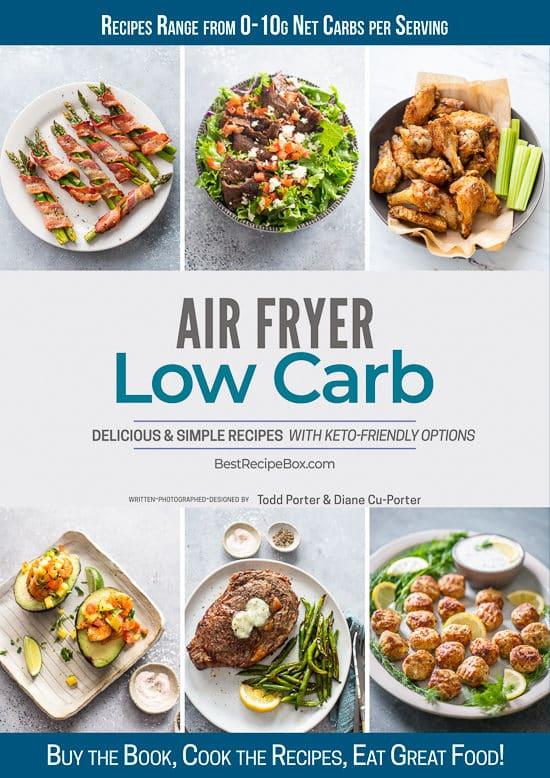 air fryer ecookbooks low carb recipes bestrecipebox.com