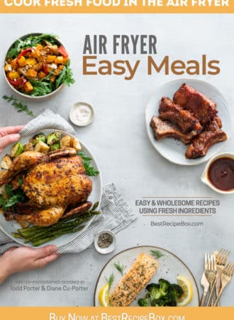 air fryer ecookbooks easy meals recipe bestrecipebox.com