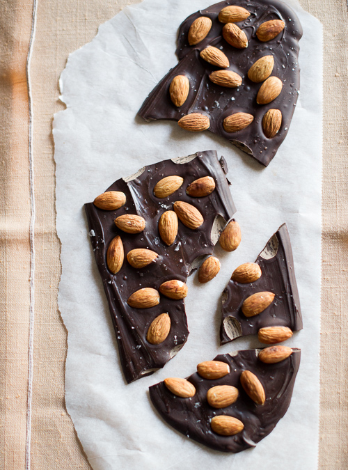 almond bark recipe