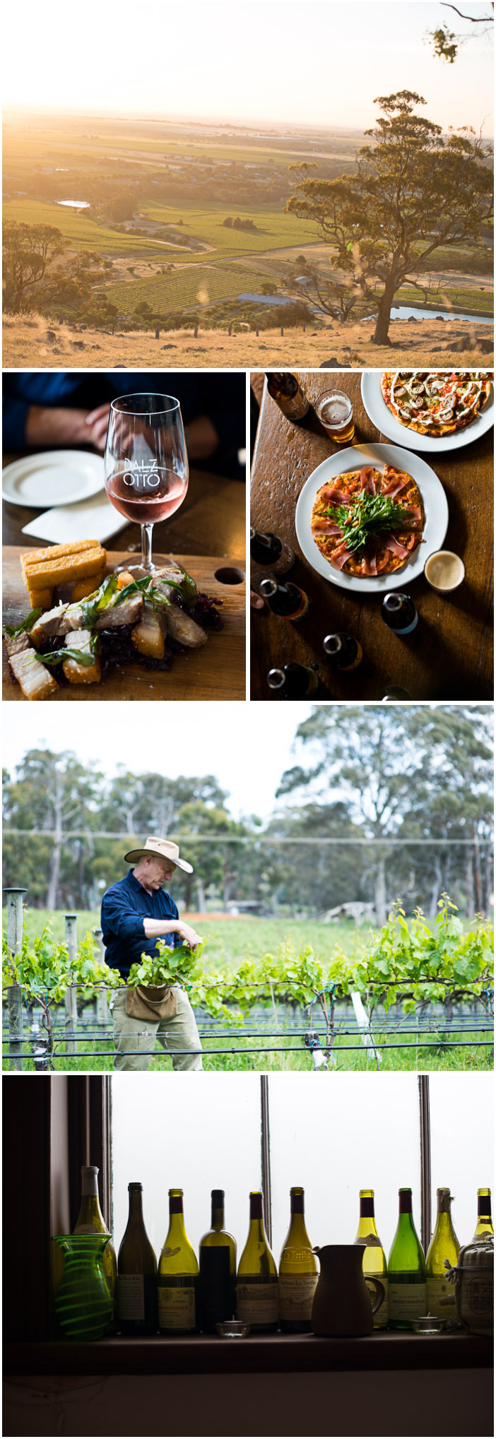 Australia Food & Wine Stories on WhiteOnRiceCouple.com