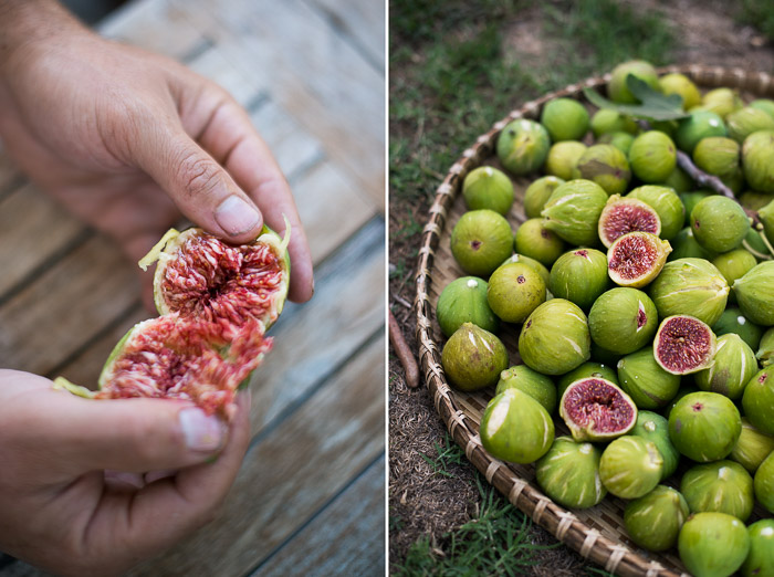 Baked Figs Recipe with Fresh Figs on WhiteOnRiceCouple.com