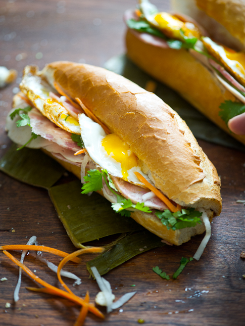 "Hardcore Vietnamese Bánh Mì- The ""Bang Me""' Fried Egg Recipe ..."